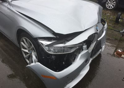 2014 BMW 328d front-end damage repair-gallery-02
