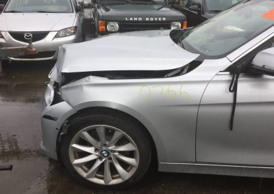 2014 BMW 328d front-end damage repair-gallery-03