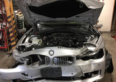 2014 BMW 328d front-end damage repair-gallery-08