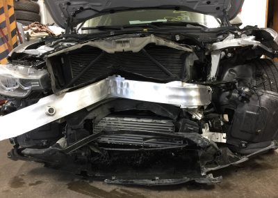 2014 BMW 328d front-end damage repair-gallery-09