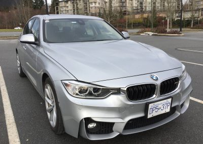 2014 BMW 328d front-end damage repair-gallery-14