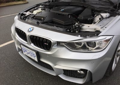 2014 BMW 328d front-end damage repair-gallery-17
