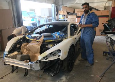 2017 McLaren 570S Coupe Damage Repair Gallery-03